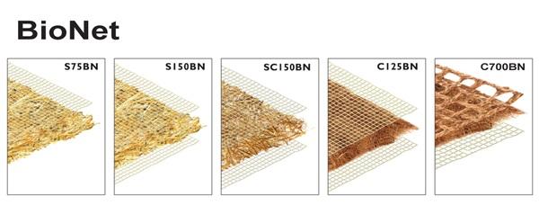 Bionet Biodegradable Erosion Control Blankets North American Green